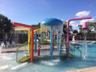City of Naples River Park Upgrade – On Time and On Target!