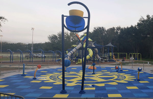 New City of Live Oak Interactive Water Feature Energy Savings, Water Quality, Safety, and Lots of Fun!